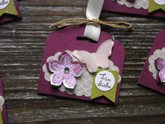 Scallop Tag Topper Punch