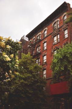 Floret  New York City Landscape Photography Print by Leigh Viner