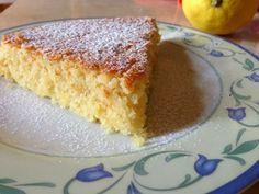 Agnese Italian Recipes: Amalfi Cake with almonds and lemon italian recip, cake, almond, lemon