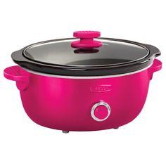 Bella Dots 6 Quart Slow Cooker - Fushia Pink. Suggested Retail Price: $39.99 #BellaDots #BellaLife