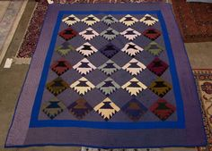(lot of 2) Amish quilts : Lot 4307