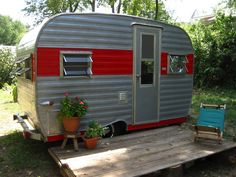 1970 Spotty Camper - Remodeled and ADORABLE!!!