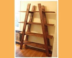 Truss Shelves...this would be a great display idea for the shop!