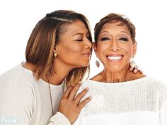 Queen Latifah's mother, Rita Owens, 64, was diagnosed last year with scleroderma, an incurable autoimmune disease that has caused scar tissue build up (pulmonary fibrosis) in her lungs. Owens also has pulmonary hypertension (blood pressure in the lungs), which impacts her ability to breathe.