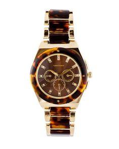 Tortoise Watch.