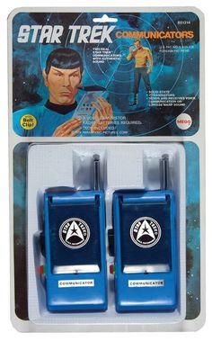 Star Trek Communicator Set