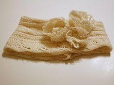 Anthropologie Sweater Headband Tutorial | AllFreeSewing.com