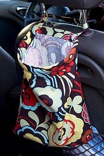 Car trash bag - NEED this