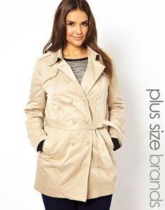 hem trench coat this length