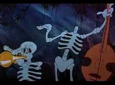 Skeleton Frolic (1937) - YouTube