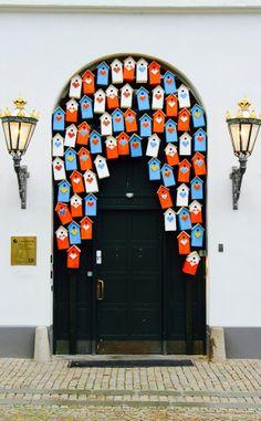 Copenhagen, Denmark #doors