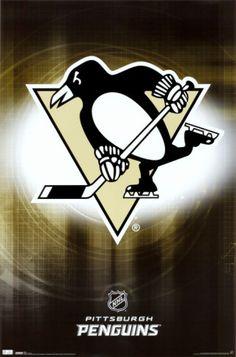 I love hockey & The Pittsburgh Penguins!