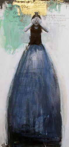 La Fée d'Argent | Dominique Fortin.