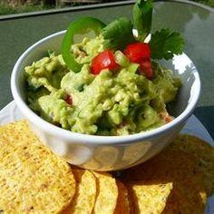 "Chunky Paleo Guacamole   ""Loved it! It was nice and creamy and chunky, just the way we like guacamole!"""