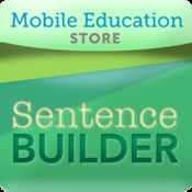 entenceBuilder™ is designed to help elementary aged children learn how to build grammatically correct sentences. Explicit attention is paid to the connector words that make up over 80% of the english language