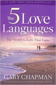 Dr. Gary Chapman- The five love languages. Love this.