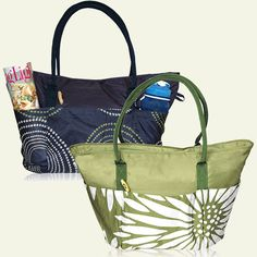 Another reusable picnic tote: BlueAvocado Big Chil Large Insulated Reusable Shopping Bag