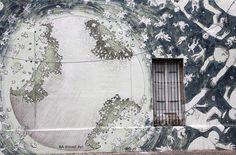 Arte communiti edit, bueno air, street art, the artist, buenos aires, mural, air street, art tour, artist blu