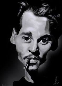 Johnny Depp ~ actor