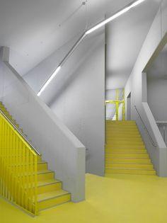 Blauraum Architekten : Laser Zentrum Nord