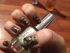 De chouettes ongles *-* (princess sabra – A-England)