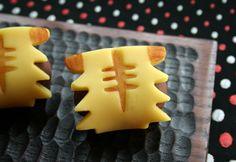 Wagashi: Kyoto Toraya's Year of the Tiger Namagashi