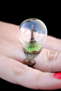 Los geniales anillos de la Pendientera
