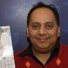 Cyanide Murder of Lottery Winner Still Unsolved [Video]: In May 2012, 46-year-old Urooj Khan thought he got lucky, buying the winning $1 million lottery ticket from a Chicago convenience store.  But on July 19, Khan joined his wife, father-in-law and daughter for a curried lamb dinner–which turned out to be his last meal. That night he was rushed to the hospital but before dawn, was pronounced dead. The death certificate said he died of heart failure.