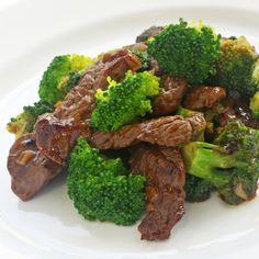 Skinny Beef and Broccoli Stir Fry