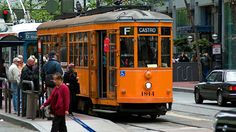 Take the Trolley to the Castro
