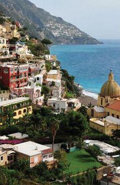 Road trip through Italy's Amalfi Coast