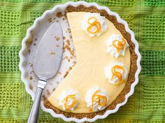 Creamsicle Pie | 27 Foods That Secretly Want To Be Creamsicles