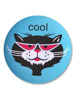 Cool cat plate