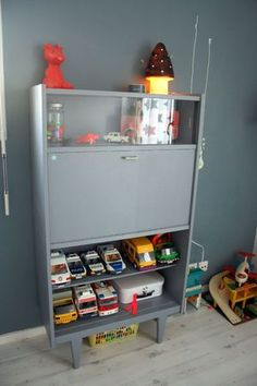 Jongenskamer thema auto car themed kid 39 s room on pinterest car themed rooms autos and boy rooms - Zoon deco kamer ...