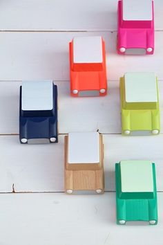 Colourful Cars