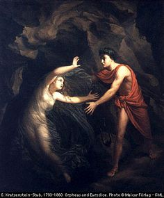 orpheus+eurydice