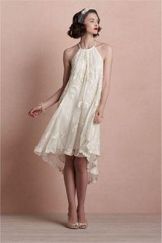 Idea: Kauai Dress in Bride Reception Dresses at BHLDN