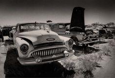 1953 Buick print