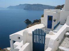 bucket list, favorit place, santorinigreec, favorit destin, blue, santorini greec, greece, hous, apartments