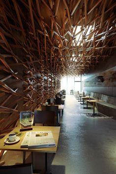 Starbucks by Kengo Kuma