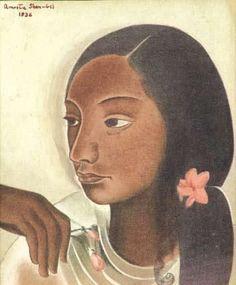Girl (1936) - Amrita Sher-Gil