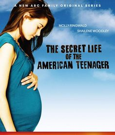 The Secret Life of the American Teenager. Guilty pleasure.