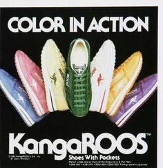 Who remembers Roos? It's ok, we won't tell anyone how old you are.
