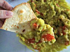 The Cooking Actress: Homemade Guacamole