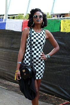 Lollapalooza '14 In 32 Gorgeous Street-Style Snaps #refinery29