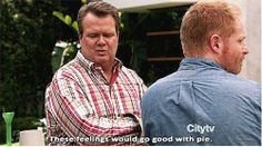 family quotes, modernfamili, funni, modern famili, pies, modern family, families, feelings, thing
