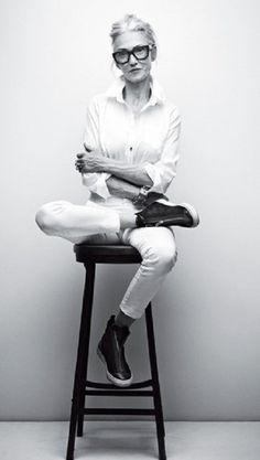 Linda Rodin.