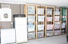 garage storage ideas