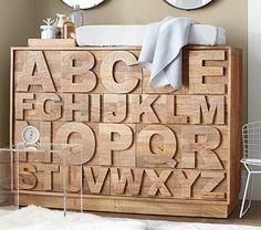 ABC Dresser | Pottery Barn Kids