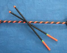 A Homesteading Neophyte: Homemade gift for the teen boy ~Devil Sticks~